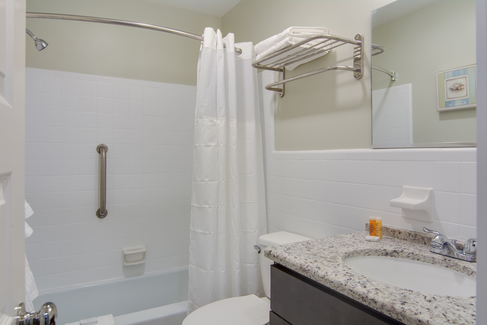 TH21: The Ocracoke Inlet Room | Private Bath