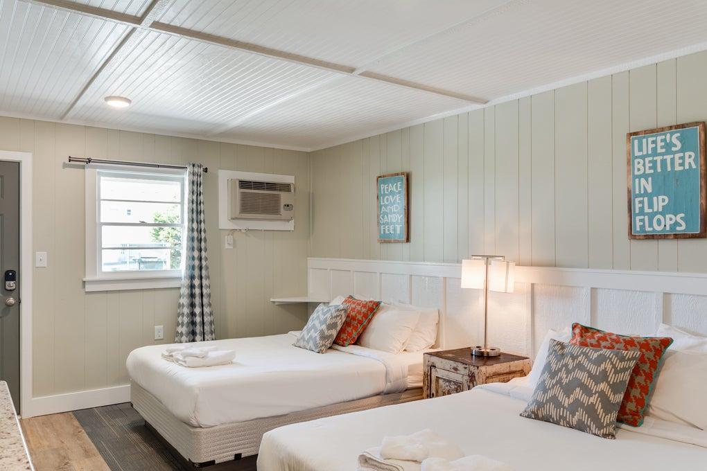 The Tar Heel Motel | Room 28: The Colington Creek Room